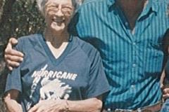 1988 - John and Mom