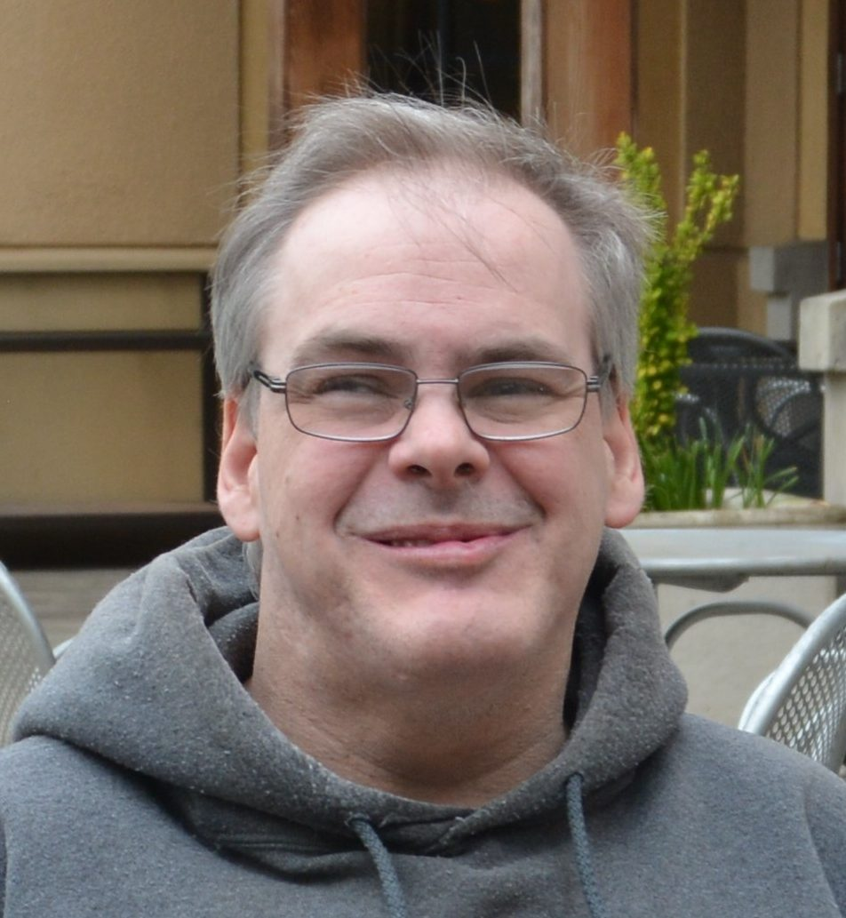 Photo of David McGraw