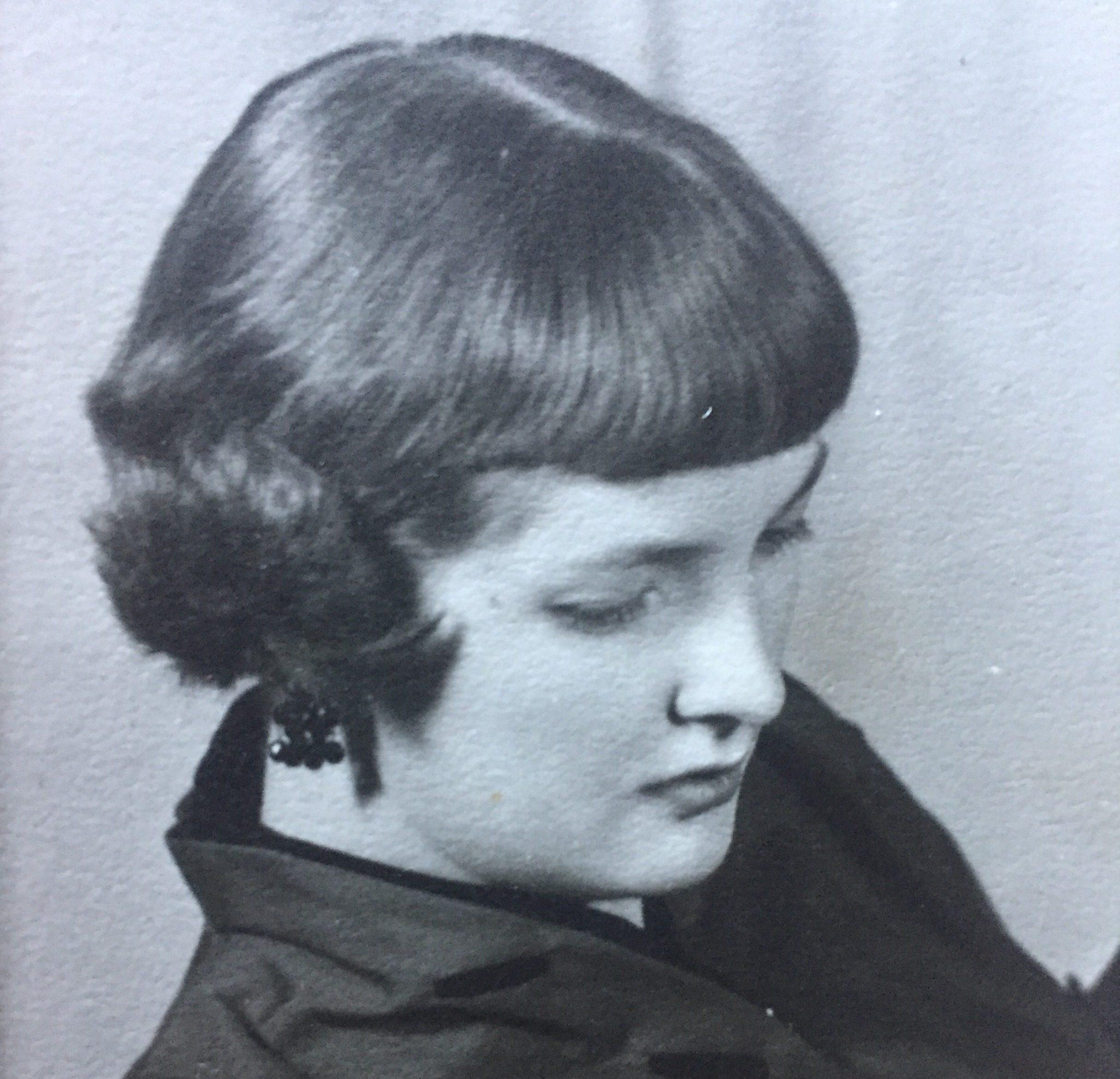 Photo of Helen Mae Hankins
