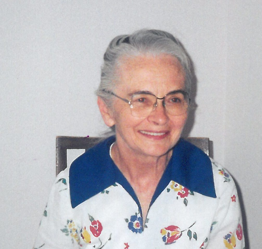 Photo of June Elaine Anderson