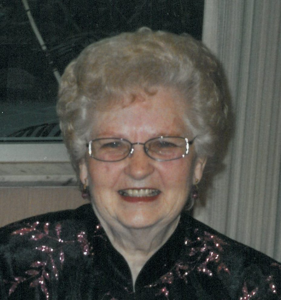 Photo of Fay Hunsaker Stoddard