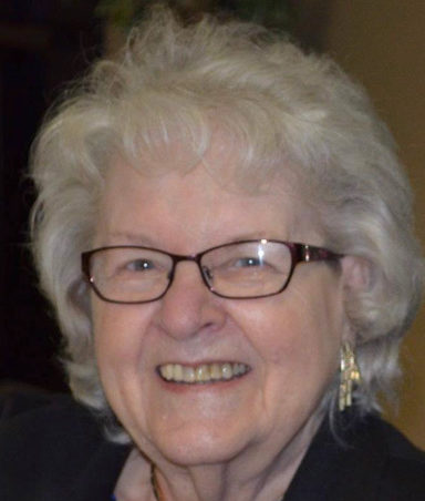 Photo of Gladys Mabel (Volbrecht) Blume