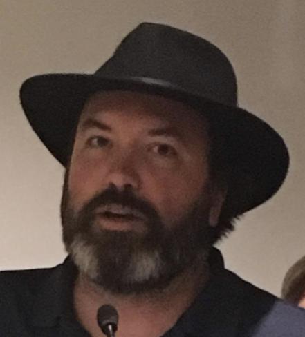 Photo of Jason D. Cook