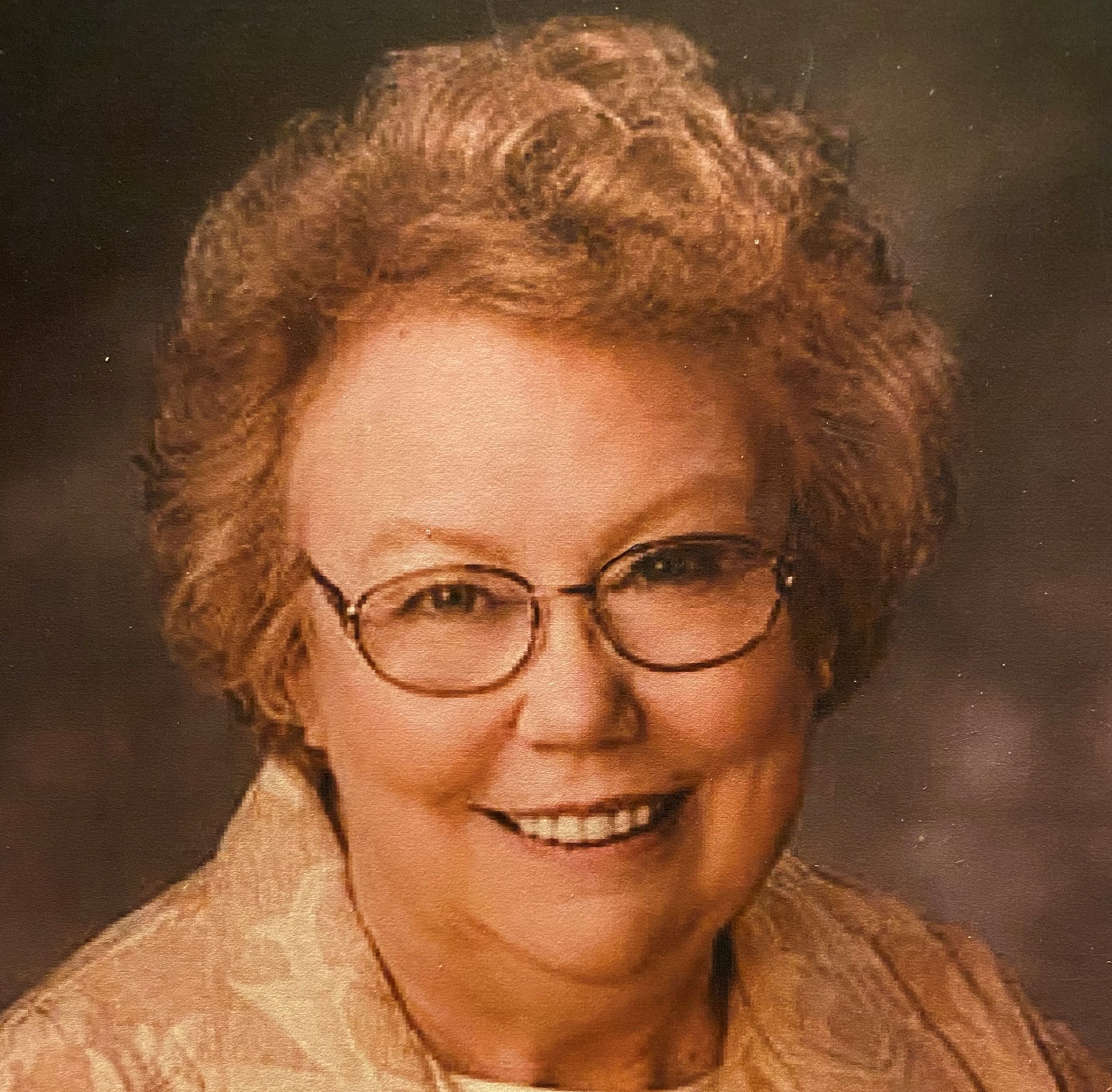 "Photo of Agnes ""Ann"" Eddington Halliday"