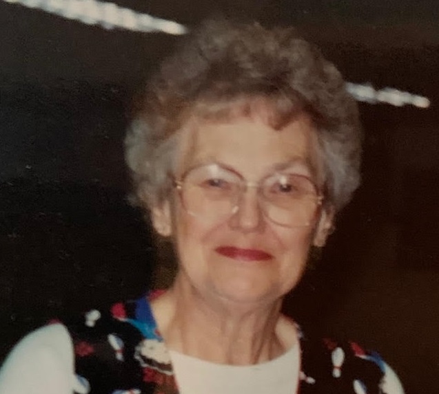 Photo of Betty Jane Swanberg