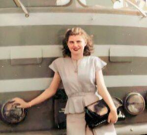 Photo of Edna Cheselene Worthington Crockett